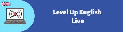 Level Up English Live