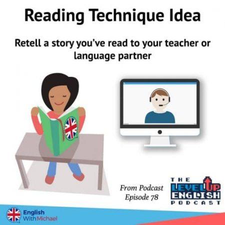 Reading Technique Idea
